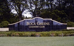 Boca Greens Country Club